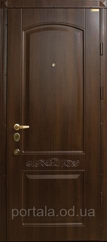"""Входная дверь """"Портала"""" (серия Стандарт) ― модель Каприз, фото 1"""