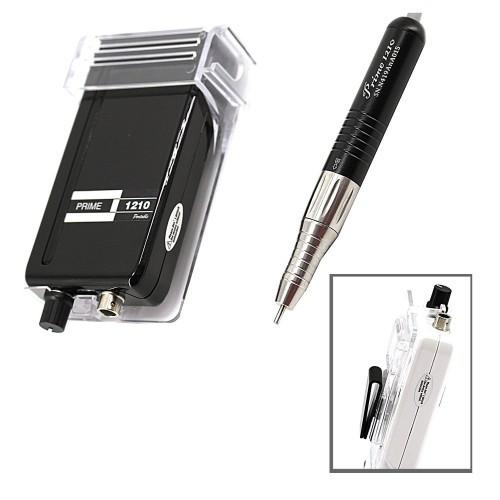 Фрезер аккумуляторный Prime 1210 65W 30000 об/мин 3 Нсм (чёрный)
