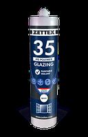 Полимер Zettex Glazing MS Polymer 35 Белый, 290 мл (494810)