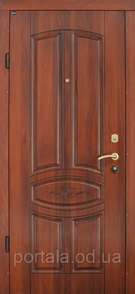 """Входная дверь """"Портала"""" (серия Стандарт) ― модель Ришелье"""