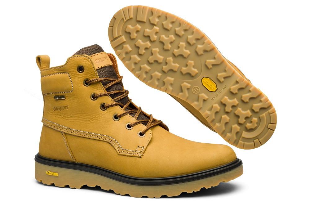 Ботинки мужские зимние Grisport Waterproof 40203o61Ln