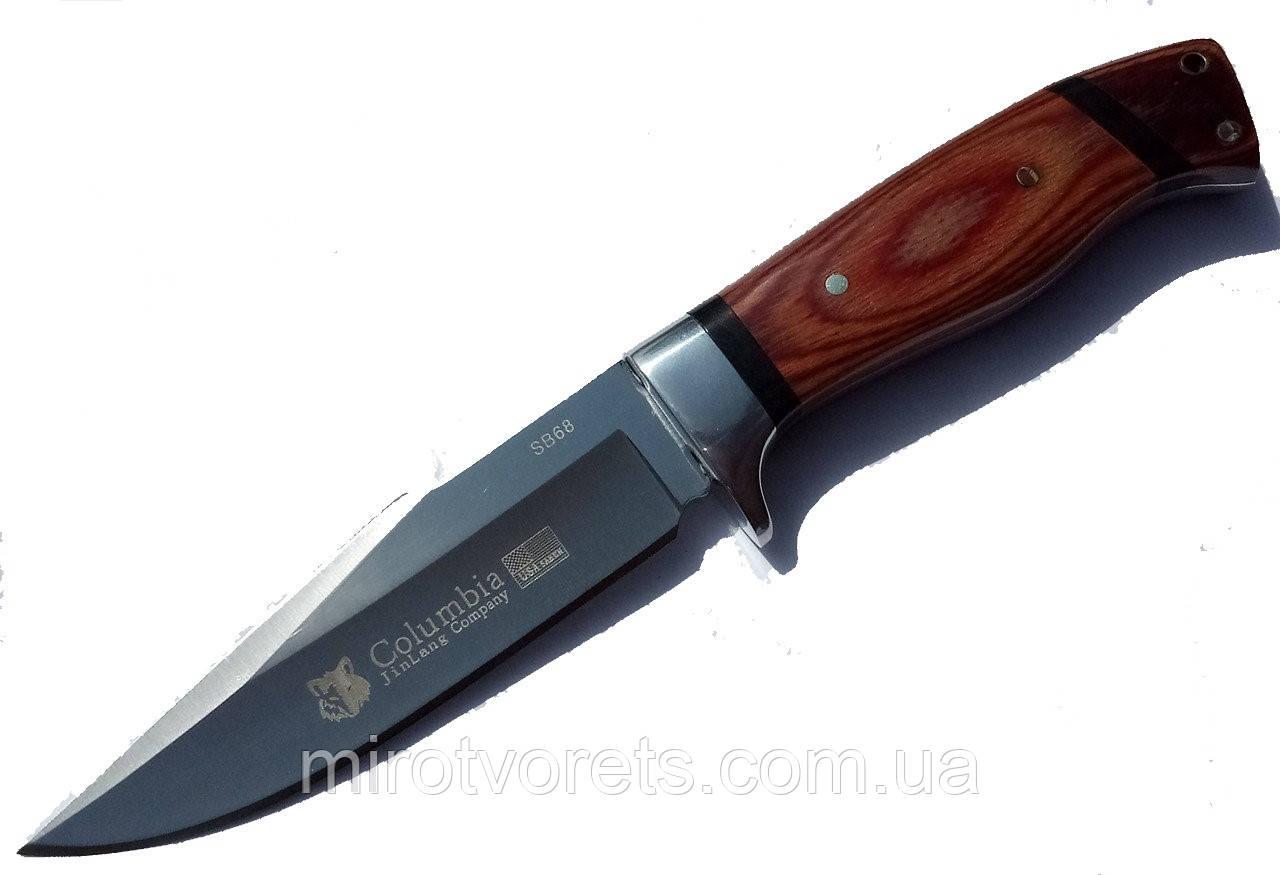 Нож фиксированный Columbia SB68