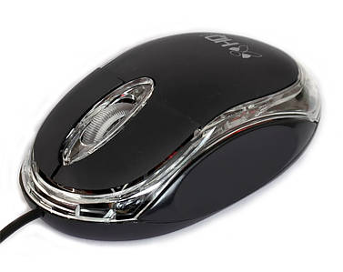 Оптическая мышь HQ-Tech HQ-M1 USB с подсветкой