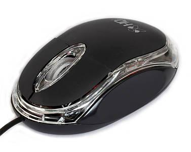 Оптична миша HQ-Tech HQ-M1 USB з підсвічуванням