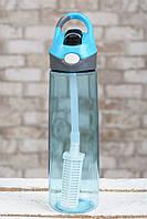 Спортивная бутылка для воды с фильтром прямого действия