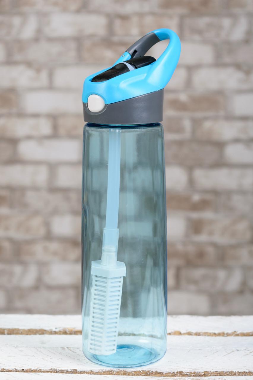 Спортивная бутылка для воды с фильтром. Оптом и в розницу