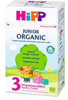 Смесь молочная органическая детская HiPP Organic 3 для дальнейшего кормления 500 г ,2056