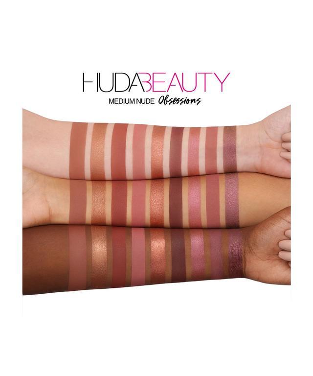 HUDA BEAUTY Medium Nude Obsessions Palette