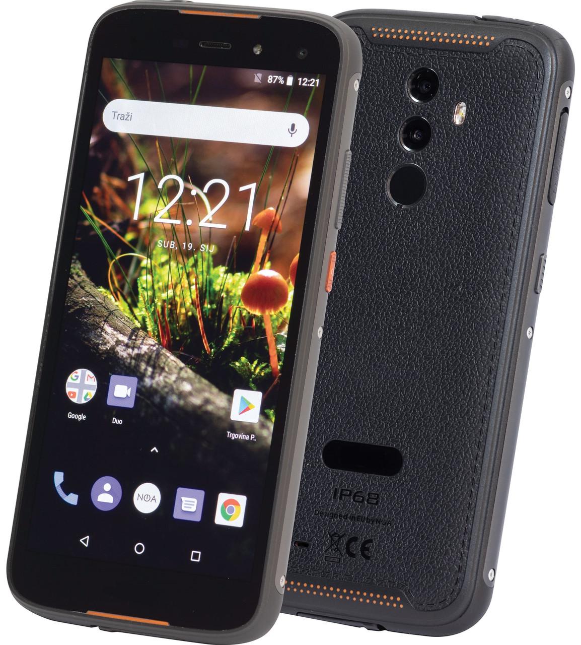 Защищенный мобильный телефон Land Rover 2019 black pro
