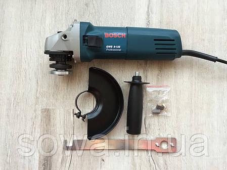 ✔️ Болгарка Bosch GWS 8-125 ( 850 Вт ), фото 2
