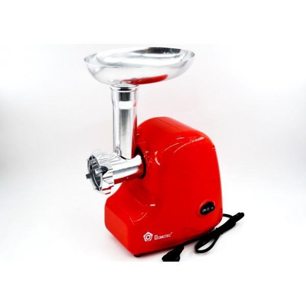 Мясорубка Domotec MS-2017 Красная