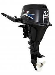 Подвесной лодочный мотор Parsun F20A Bms 4-х тактный