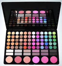 Для глаз декоративная косметика 78 цветов №2 Cosmetics Тени для макияжа яркие реплика