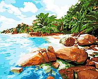 Художественный творческий набор, картина по номерам Райское место, 50x40 см, «Art Story» (AS0542), фото 1