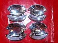 Накладки под ручки Volkswagen POLO 4 01-09 г.в.