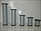 Ножка для мебели, опора для мебели H60 мм D50 мм, Алюминий матовый, фото 2
