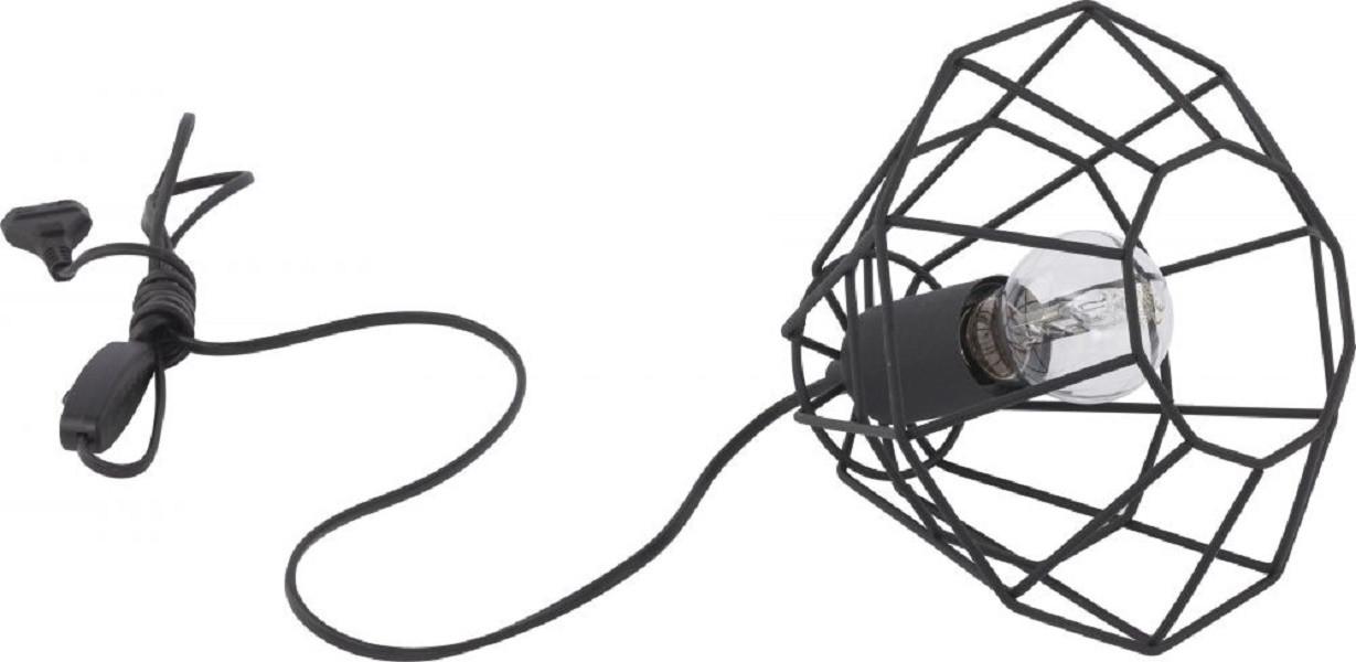 Настольная лампа TK Lighting 3074 DIAMOND BLACK