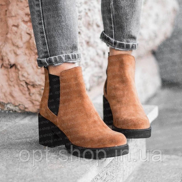 женские зимние ботинки сапоги купить украина