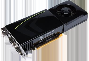 Видеокарта, NVIDIA GeForce GTX 280, 1 Гб, GDDR3