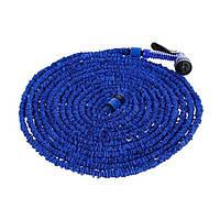 Поливочный шланг  X-HOSE 60 м с распылителем Blue (4_507494828), фото 1