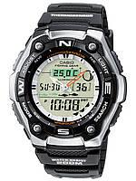 Casio AQW-101-1AVER Оригинальные Часы для рыбалки