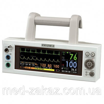 Ультрокомпактный монитор пациента Heaco Prizm3 ENST