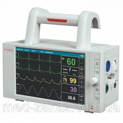 Компактный монитор пациента Heaco Prizm5 ENSTCeР с капнографом