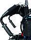 Коляска інвалідна Heaco JT-101 складная з двигуном, фото 3