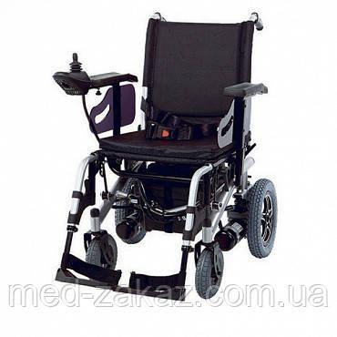 Коляска инвалидная Heaco JT-320 многофункциональная с двигателем
