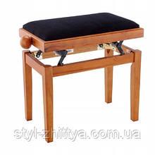 Стілець для піаніно з регульованою висотою