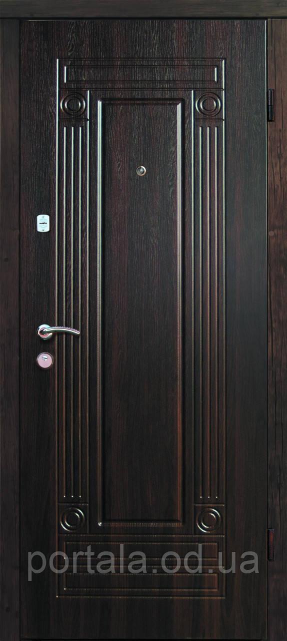 """Вхідні двері """"Портала"""" (серія Стандарт) ― модель Гарант"""