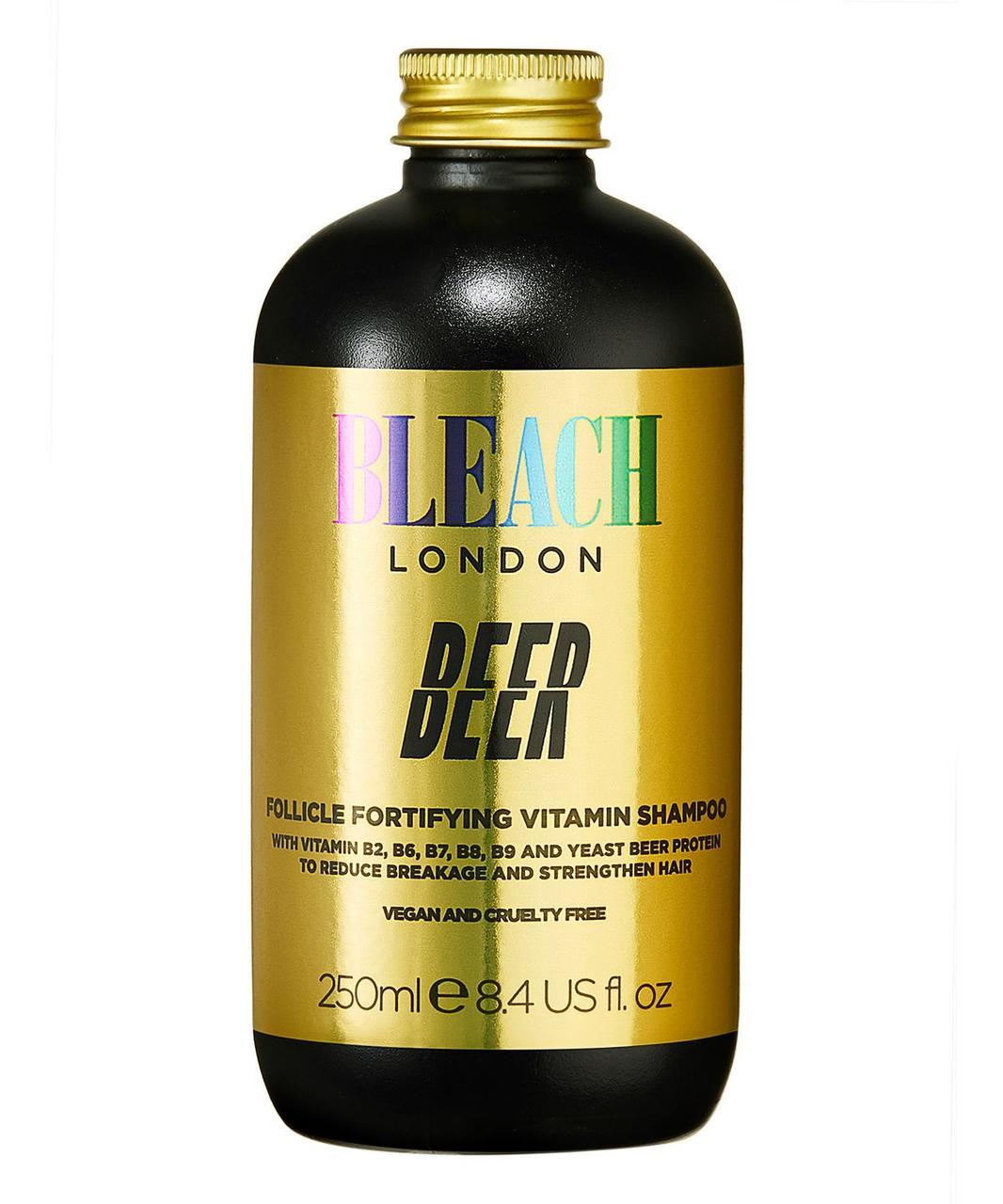 Восстанавливающий пивной шампунь Bleach London Beer Shampoo
