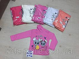 Батники детские теплые на флисе  (С 1-4 лет)