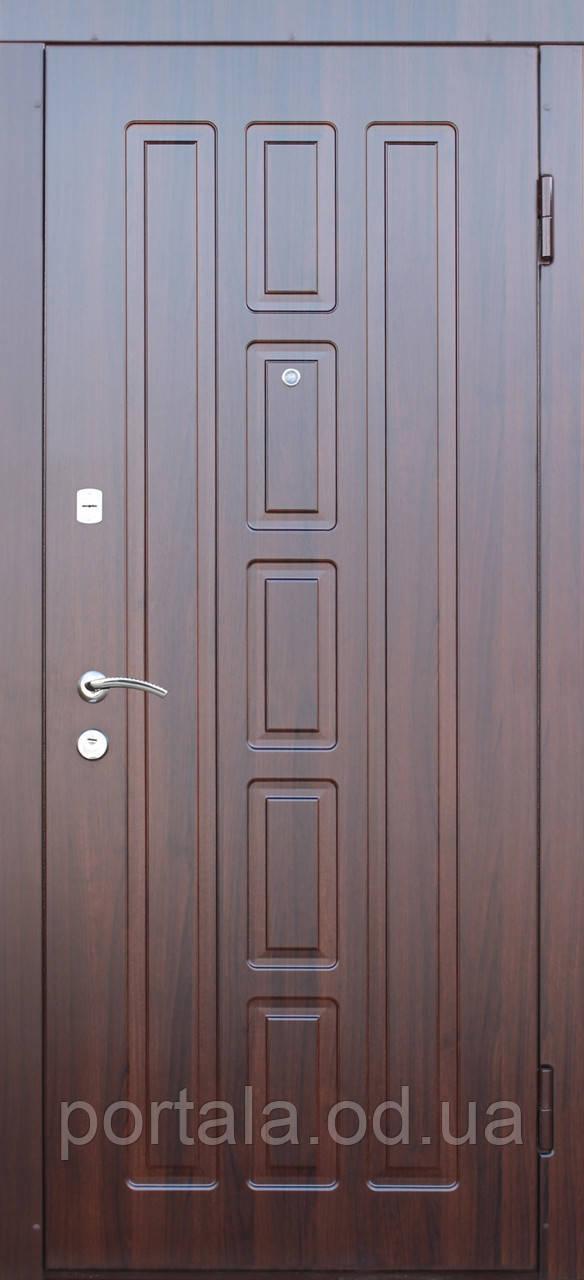"""Входная дверь """"Портала"""" (серия Стандарт) ― модель Квадро(950*2040)"""