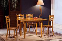Стол обеденный деревянный Лилия