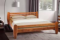 Деревянная кровать двуспальная Galaxy