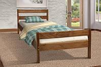 Деревянная кровать односпальная Sky-2