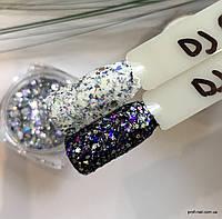 Брокарт для декора ногтей SaMi Professional №06, фото 1
