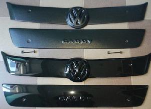 Зимние накладки на решетку радиатора