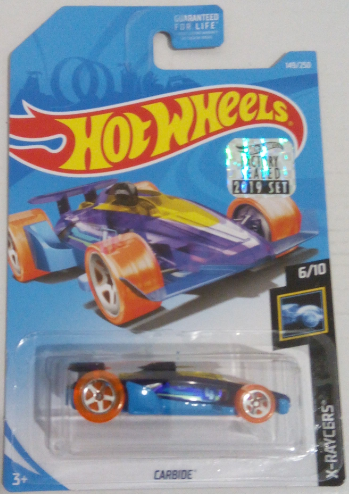 Машинка Hot Wheels 2019 Carbide