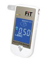 Специальный алкотестер FiT233-LC с электрохимическим датчиком с LCD дисплеем,функцией часы и памятью