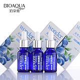 Сыворотка для лица с экстрактом черники и гиалуроновой кислотой Bioaqua Wonder Essence (15 мл), фото 3