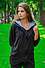 Женский спортивный костюм с капюшоном