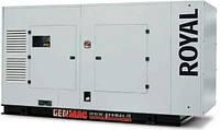 Трехфазный дизельный генератор Genmac Royal G250CSA-E (275 кВа)