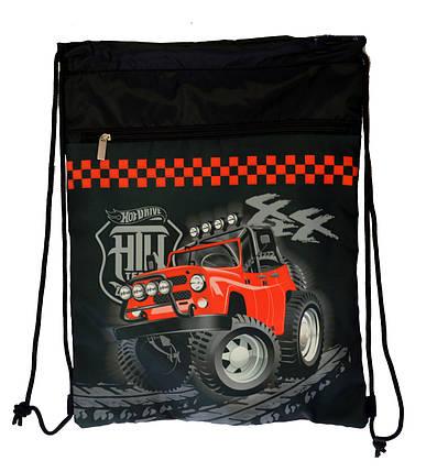 Рюкзак для сменки Красный джип, фото 2