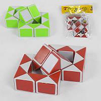 Логика-змейка 5500-6 (480/2)2 цвета, 1 шт в кульке
