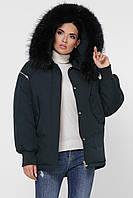 Куртка женская, цвет: 13-изумруд, размер: L-46, M-44