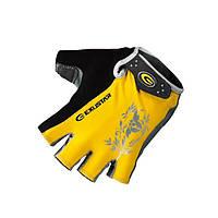 Перчатки женские EXUSTAR CG430-YL желтые M