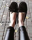 Лосины женские из эко кожи чёрные. Размер: 42-44, 44-46, 46-48, фото 4