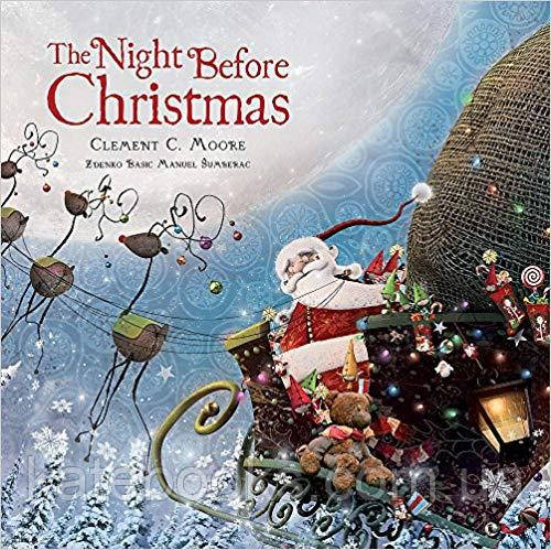 The Night Before Christmas by Clement C. Moore